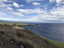 oever Hawaï stock foto's