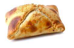 Oezbekistaanse en Aziatische pastei met lam, samsa Stock Afbeeldingen