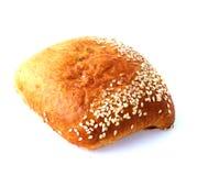 Oezbekistaanse en Aziatische pastei met lam, samsa Royalty-vrije Stock Foto's