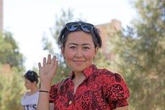 oezbekistan Stock Afbeelding