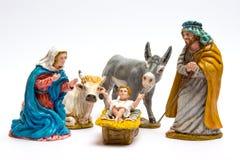 Ofício da natividade Imagens de Stock Royalty Free