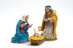 Ofício da natividade foto de stock royalty free