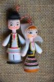 Ofício romeno da arte Fotos de Stock