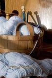 Ofícios do Needlework fotos de stock