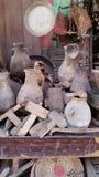 Ofícios em Marrocos Fotografia de Stock