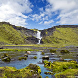 Ofaerufoss Royalty Free Stock Image