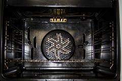 Ofen nach innen Stockfotografie