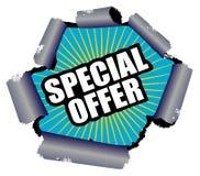 Oferta especial Imagens de Stock