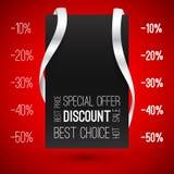 Oferta especial. A melhor escolha. Venda quente Foto de Stock Royalty Free