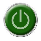 On/Off Button Royalty Free Stock Image