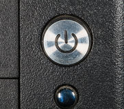 On and off button Royalty Free Stock Photo