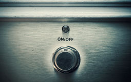 On Off Button Royalty Free Stock Images