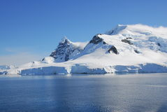 Off the coast of Antarctica Royalty Free Stock Photo