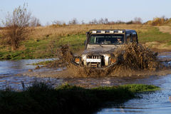 Off-road Foto de Stock Royalty Free