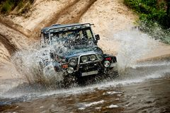 Off-road Stock Image