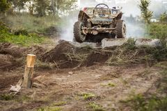 Off-road Royalty Free Stock Photos