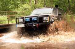 Off-road Royalty Free Stock Photo