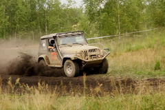 Off-road Royalty Free Stock Photography