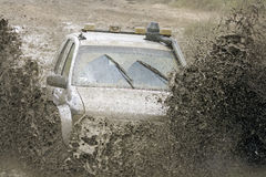 Off road action stock photos
