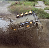 Off road action royalty free stock images