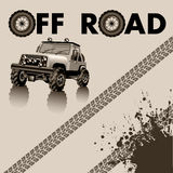 Off road adventure Royalty Free Stock Photo