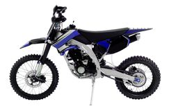 Off-road_bike Royalty Free Stock Photos