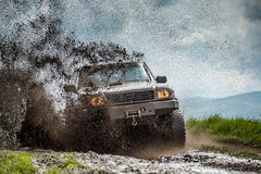 Free Off Road Car Stock Images - 40406804