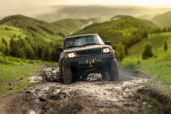 Free Off Road Car Royalty Free Stock Image - 40751466