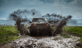 Off road Royalty Free Stock Image