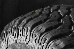 Off Road Car Wheel Royalty Free Stock Photography