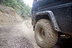 Off Road Cars Stock Images