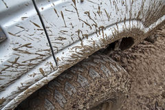 Off Road Cars Stock Photography