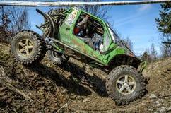 Off-road concurrentie van Penrite H6 4x4 Stock Afbeelding