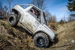 Off-road concurrentie van Penrite H6 4x4 Royalty-vrije Stock Afbeelding