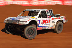 OFF ROAD: DEC 09 Lucas Oil Off Road Series Royalty Free Stock Photo