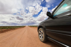 Off Road Drive Stock Image