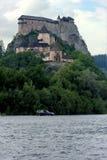 Orava Castle royalty free stock photos