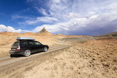 Off-Road Driving Royalty Free Stock Photography