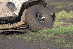 Off Road Royalty Free Stock Photo