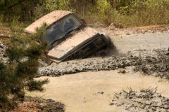 Off-road extremo Foto de Stock Royalty Free