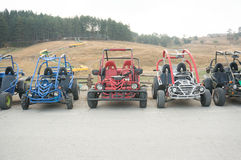 Off road go cart Stock Photo
