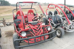 Off road go cart Royalty Free Stock Photography