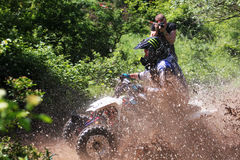 Off road Royalty Free Stock Photography