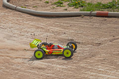 Off road model car Royalty Free Stock Images