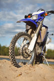 Off-road motorbike Stock Photography
