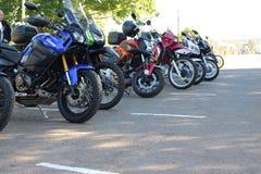 Off road motorbikes Royalty Free Stock Photos