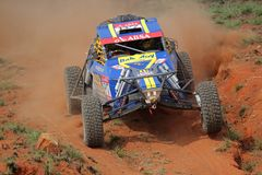 Off road racing Royalty Free Stock Photo