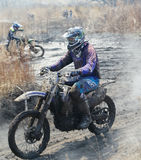 Off-road rider Royalty Free Stock Photos