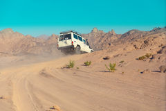 Off-road safari Stock Photography