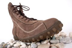 Off-road shoes 2 Royalty Free Stock Image
